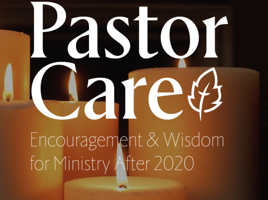 New CCEF Resources and Virtual Pastors Conference